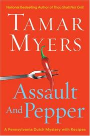 Book Cover for ASSAULT AND PEPPER