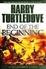 Cover art for END OF THE BEGINNING