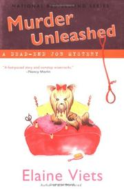 MURDER UNLEASHED by Elaine Viets