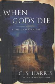 Book Cover for WHEN GODS DIE