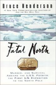 Cover art for FATAL NORTH