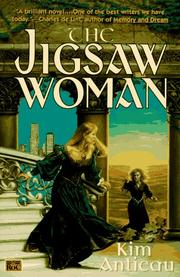 THE JIGSAW WOMAN by Kim Antieau