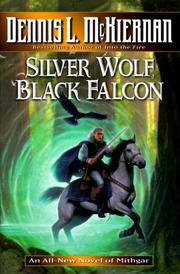 Cover art for SILVER WOLF, BLACK FALCON