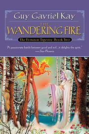 Book Cover for THE WANDERING FIRE