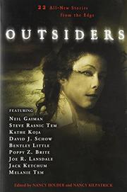 OUTSIDERS by Nancy Holder