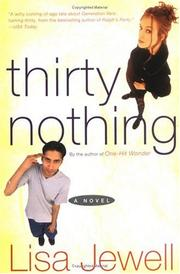 Book Cover for THIRTYNOTHING