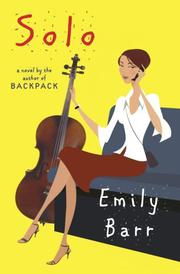 SOLO by Emily Barr