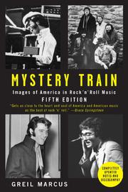 Book Cover for MYSTERY TRAIN