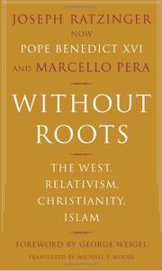 WITHOUT ROOTS by Joseph Ratzinger