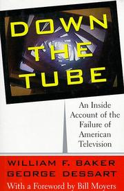DOWN THE TUBE by William F. Baker