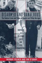 DISARMED AND DANGEROUS by Murray Polner