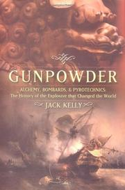 GUNPOWDER by Jack Kelly