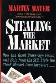 Book Cover for STEALING THE MARKET