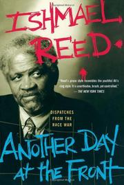 ANOTHER DAY AT THE FRONT by Ishmael Reed