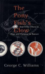 THE PONY FISH'S GLOW by George C. Williams