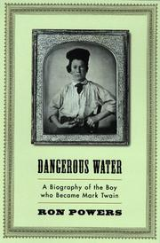 Cover art for DANGEROUS WATER