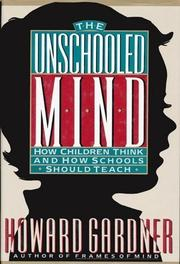 Cover art for THE UNSCHOOLED MIND
