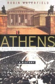 ATHENS by Robin Waterfield