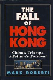 THE FALL OF HONG KONG by Mark Roberti