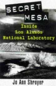 THE SECRET MESA by Jo Ann Shroyer