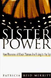 SISTER POWER by Patricia Reid-Merritt