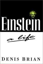 Cover art for EINSTEIN