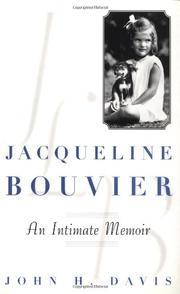 JACQUELINE BOUVIER by John H. Davis