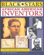 AFRICAN AMERICAN INVENTORS by Otha Richard Sullivan