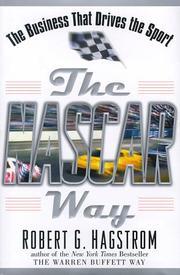 THE NASCAR WAY by Jr. Hagstrom