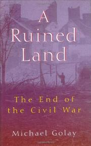 A RUINED LAND by Michael Golay