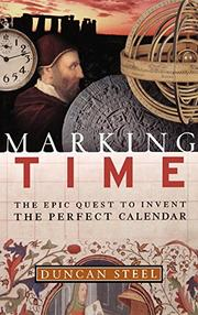 MARKING TIME by Duncan Steel
