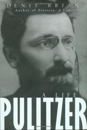 PULITZER by Denis Brian