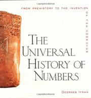 A UNIVERSAL HISTORY OF NUMBERS by Georges Ifrah