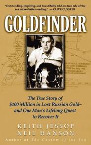 GOLDFINDER by Keith Jessop
