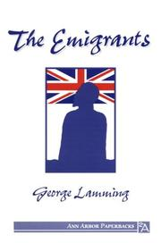 THE EMIGRANTS by George Lamming