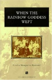 WHEN THE RAINBOW GODDESS WEPT by Cecilia Manguerra Brainard