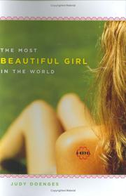 THE MOST BEAUTIFUL GIRL IN THE WORLD by Judy Doenges