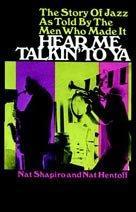HEAR ME TALKIN' TO YA by Nat Hentoff