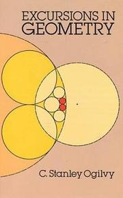 EXCURSIONS IN GEOMETRY by C. Stanley Ogilvy