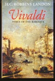 VIVALDI by H.C. Robbins Landon