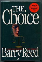 THE CHOICE by Barry Reed