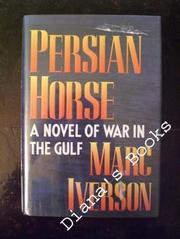 PERSIAN HORSE by Marc Iverson
