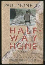 HALFWAY HOME by Paul Monette