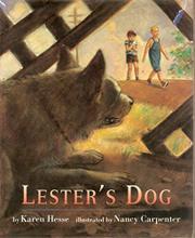 LESTER'S DOG by Karen Hesse