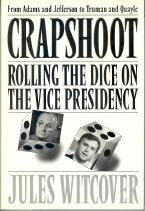 CRAPSHOOT by Jules Witcover