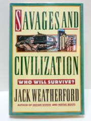 Cover art for SAVAGES AND CIVILIZATION