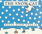 THE SNOW CAT by Dayal Kaur Khalsa