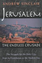JERUSALEM by Andrew Sinclair