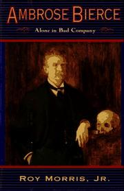 AMBROSE BIERCE by Jr. Morris