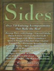 SIDES by Melicia Phillips